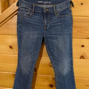Old Navy Flare mid-rise jeans